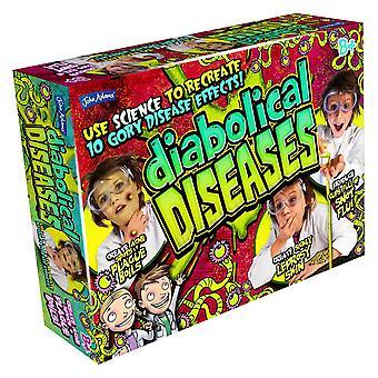 John Adams Diabolical Diseases