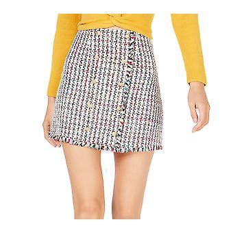 Leyden | Tweed Mini Skirt