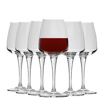 Bormioli Rocco Aurum Rødvinsglas Sæt - 520ml - Pakke med 12