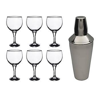 Rink Drink Gin & Tonic Cocktail Shaker Set