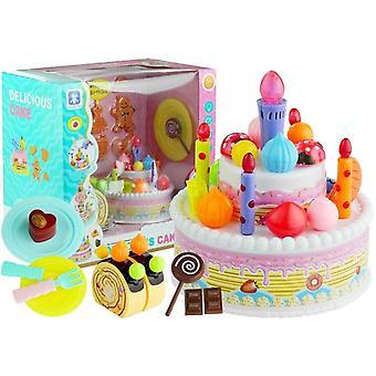 Geburtstag Service Geburtstagstorte Cookies Kerzen Eis
