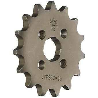 JT Sprocket JTF253.15 Steel Front Sprocket 15 Tooth Fits Honda
