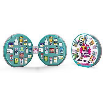 5 Surprise Toy Mini Brands Collectors Case