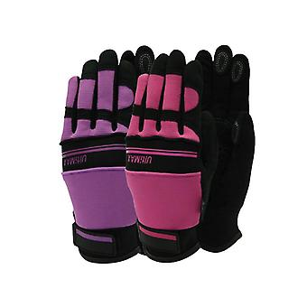 Town & Country TGL223M Ultimax Ladies Gloves (Medium) T/CTGL223M