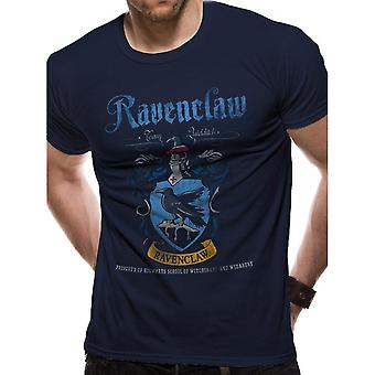 Harry Potter Unisex Adults Ravenclaw Quidditch Design T-shirt