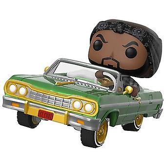 Ice Cube In Impala USA import