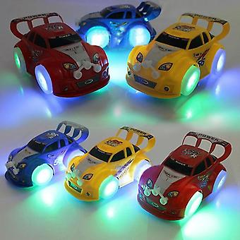 Light Up Kids Like Item Automatic Steering Musical Electric Sports Model