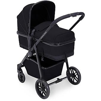 Ickle Bubba Moon i-Size 3 in 1 Travel System Mercury & Isofix Base