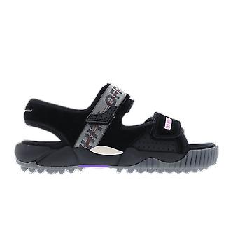OFF WHITE Odsy Minimal Trecking Black Black OMIA169S2078002010001000 shoe