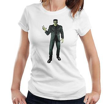 Frankenstein Monster Pose Frauen's T-Shirt