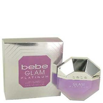 Bebe Glam Platinum By Bebe Eau De Parfum Spray 3.4 Oz (women) V728-533662