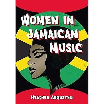 Naiset jamaikalaisessa musiikissa