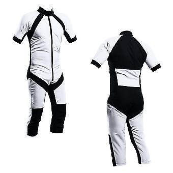 Skydiving summer suit white s2-02