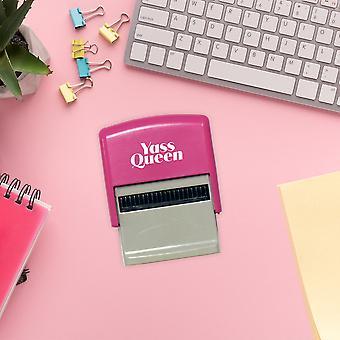 Bubblegum spul - millennial postzegels - yass koningin