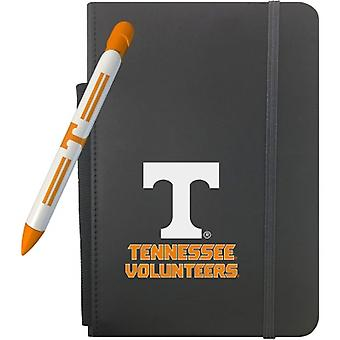 """1203M, Greeting Pen Tennessee Volunteers 5"""" X 8.25"""" Notebook And 1 Rotating Message Pen Set (1203M)"""
