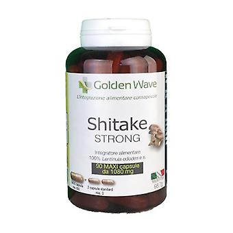 Shitake Strong 90 capsules of 1080mg