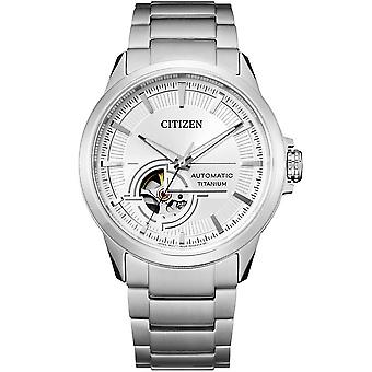 Mens Watch Citizen NH9120-88A, Automático, 41mm, 10ATM