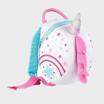 New Littlelife Toddler Pack Unicorn Bag White
