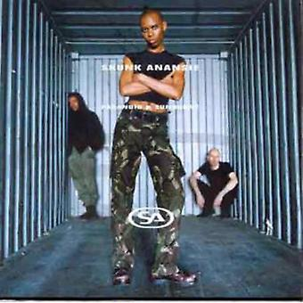Skunk Anansie - importation USA Paranoid & Sunburnt [Vinyl]