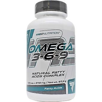 Trec Nutrition Omega 369 Capsules