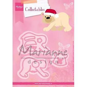 Marianne Design Collectables Cutting Dies - Eline>S IJsbeer Col1370