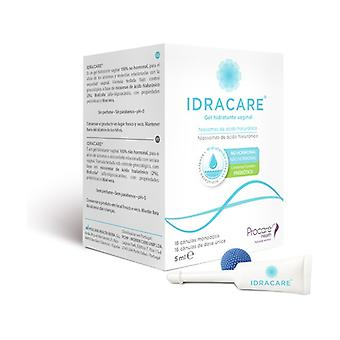 Idracare Vaginal Moisturizing Gel 5 ml of gel