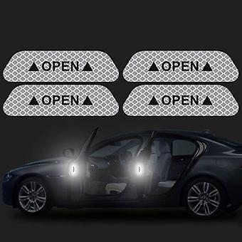 Auton avoin heijastava nauha varoitusmerkki tarra Renault Duster Megane 2