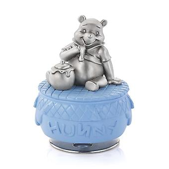 Disney By Royal Selangor 016317 Winnie The Pooh Honey Pot Music Carousel