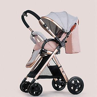 Light Stroller Child Portable Folding Umbrella Car, Bebe Pocket Carriages 5.8kg