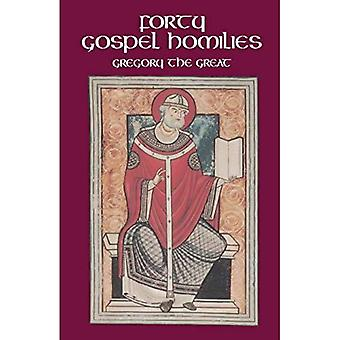 Forty Gospel Homilies by St. Gregory the Great