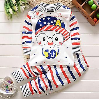 Camicie autunno full cotton con set pigiama - Pigiama per bambini
