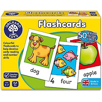 Orchard Toys Flashcards