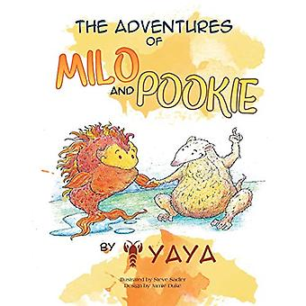 The Adventures of Milo & Pookie by Yaya - 9781683484424 Book