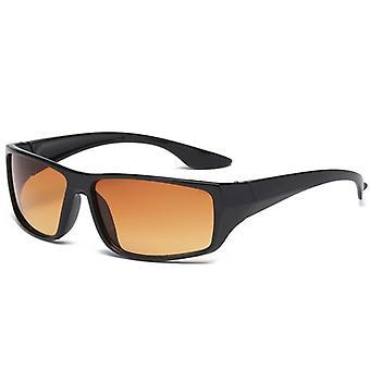 Óculos de motorista noturno anti-brilho