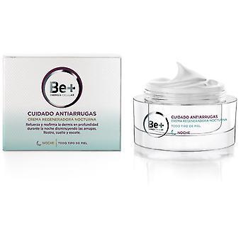Be + Be+ Antiarrugas Regeneradora Nocturna 50 ml