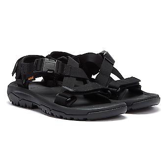 Teva Hurricane Verge Womens Black Sandals