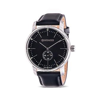Wenger Urban Classic Leather Mens Watch 01.1741.102