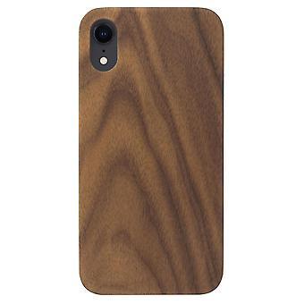 Walnut Case iPhone XR
