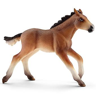 Mustang Schleich poulain