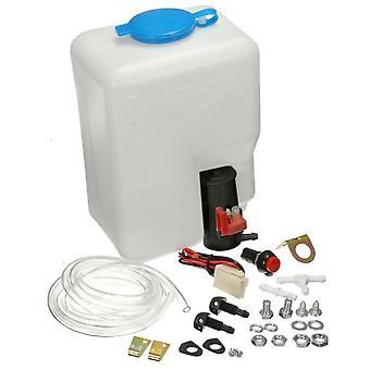 Car Windshield Washer, Reservoir Pump, Bottle Jet, Switch Clean Tool