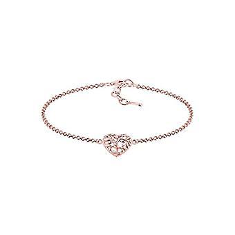 Elli Women's Bracelet Plated Rose Gold 2021