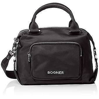 Bogner BOGNERKlosters Sofie Handbag ShzDonnaHand BagNero (Black) 12.5x21x27 centimeters (W x H x L)