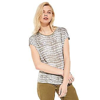 Paragraph CI 88.004.32.3598 T-Shirt, 77a4 Green, 36 Woman