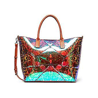 Desigual - حقيبة الكتف للنساء، اللون: الأخضر (الكيوي)