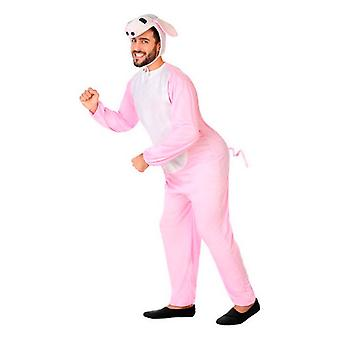 Disfraz para cerdo adulto
