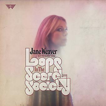 Jane Weaver - Loops i The Secret Society Limited Edition Rosa Vinyl