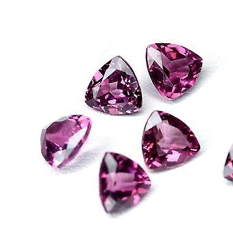 Природные Гранат Пироп, Треугольник Cut, Свободный драгоценный камень для колец