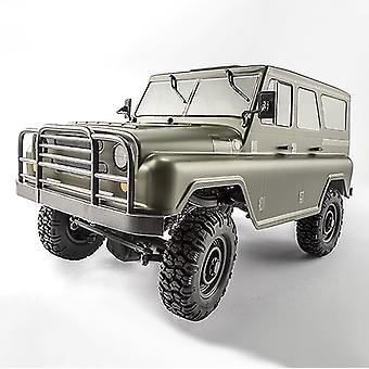 Tt Rc Sport Pubg 4X4 militaire voertuig truck Rtr