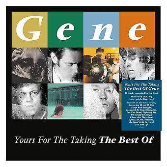 Gene - Din for å ta (det beste av) Vinyl
