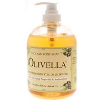 Olivella Liquid Soap, 10.14 Oz